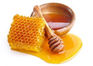 il miele per la pelle