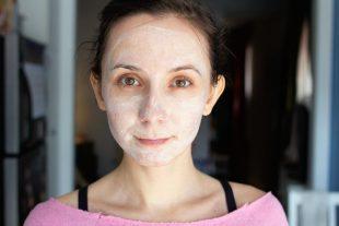 modalità utilizzo maschera viso