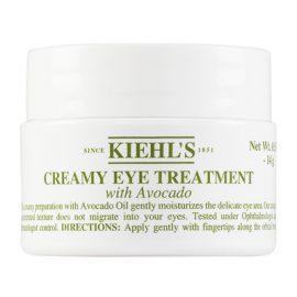 recensione completa Kiehl's Creamy Eye Treatment with Avocado