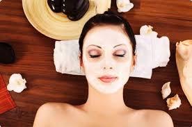 applicazione maschera viso pelle sensibile