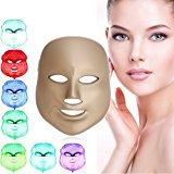recensione della maschera viso con luce fotonica a LED